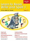 Learn to Read Write and Spell 1 Years K 1