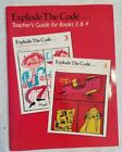 Explode the Code Teachers Guide for Books 3 and 4 Free shipping