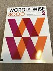 New Wordly Wise 3000 Book 2 Elementary Grade Student Workbook