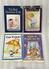HOOKED ON PHONICS LEARN TO READ LIBRARY COLLECTION LOT OF 4 PB