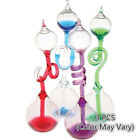 Colorful Office Thinking Hand Boiler Glass Science 3 PCS Color May Vary