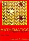 Mathematics A Human Endeavor 3rd Edition by Jacobs Harold R