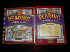 Bob Jones READING Books for K5 Student readers and teacher guide homeschooling