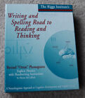 RIGGS Writing and Spelling Road to Reading and Thinking Orton Phonogram Cards