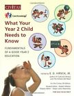 What Your Year 2 Child Needs to Know Fundamentals by E D Hirsch 1906837244
