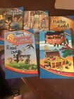 LOT OF 5 ABEKA 2ND GRADE READERS GREAT FOR HOMESCHOOLING Christian Readers