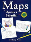 Notgrass America the Beautiful Maps Activities Book Bethany Poore NEW