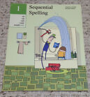 SEQUENTIAL SPELLING 1 Teachers Guide Revised Edition Like New SAVE