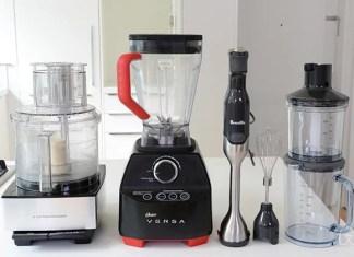 Should I Get a Blender, a Food Processor, or a Mixer?