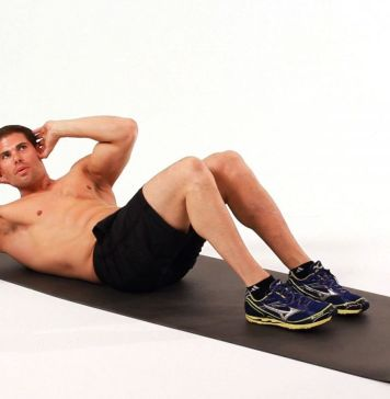 6 Pack Abs Exercises With 6 Body Movement For Beginners