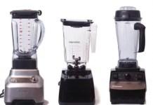 Vitamix vs. BlendTec vs. Breville: Who Makes the Best High End Blender?