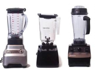 Vitamix vs. BlendTec vs. Breville: Who Makes the Best Blender?