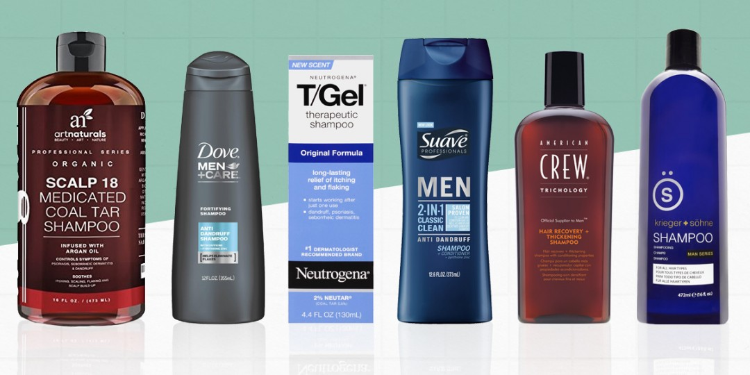 best dandruff shampoo for men reviews