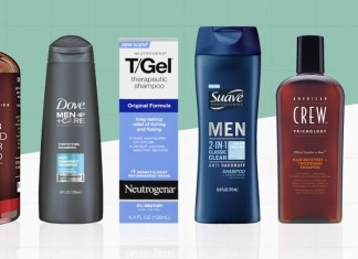 Dandruff Shampoo For Men