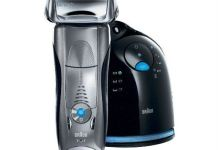Braun Series 7 790cc-4 electric shaver for men