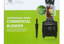 Runner-up Blender: Cleanblend 3HP 1800-Watt
