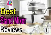 Best Stand Mixer Reviews