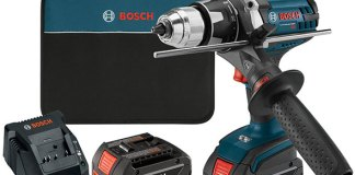 New Bosch 18V Wireless (Inductive) Battery Charging System