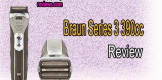 Braun Series 3 390cc Review