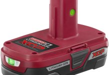 New Craftsman C3 19.2V XCP Li-ion Battery Platform