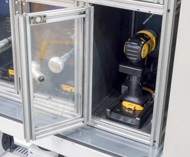 dewalt-20v-max-impact-driver-testing-cabinet-inside