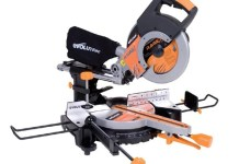 Evolution Tools as a separate company that makes special circular saw and metal cutting saws cut that seems to be designed around multi-blade cutting their
