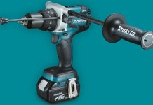 New Makita 18V XPH07 Brushless Hammer Drill