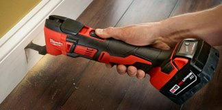 Milwaukee M18 Cordless Multi-Tool
