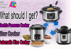Should I Get An Electric Cooker, A Slow Cooker, or An Automatic Rice Cooker?