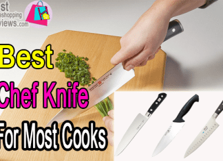 The Best Chef Knife For Most Cooks