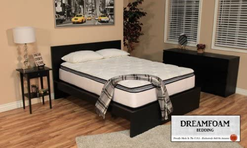 Ultimate Dreams Twin Pocketed Coil Ultra By Dreamfoam Bedding Mattress