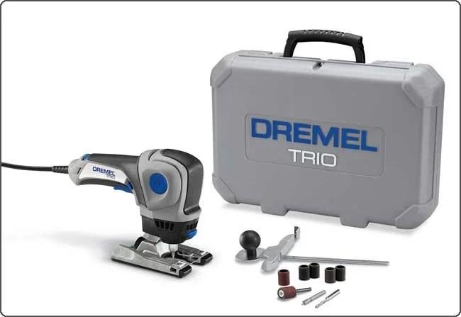 Dremel Trio 6800 Pivoting Handle Rotary Tool
