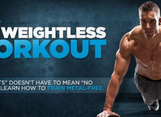 Build Muscle Without Weight