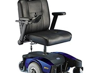 Invacare Pronto M51 Power Wheelchair can help you move easily