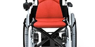 Power Wheelchair Aluminum Alloy
