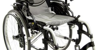 Karman S-305 Ergonomic Ultra Lightweight Wheelchair