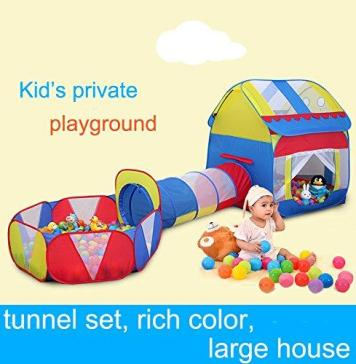 11 Children's Play Tents And Tunnels