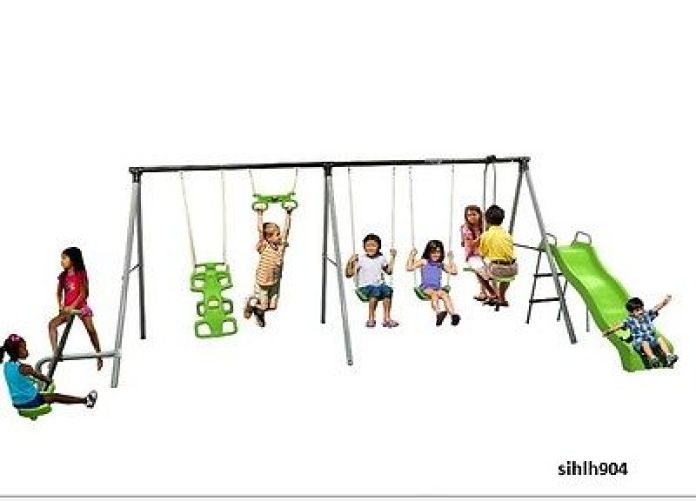 swing-set-world-of-fun-flexible-flyer-10-children-every-child-s-dream-toy-metal-6a28249850e30cbc1e7d98d3a6ca1fd6
