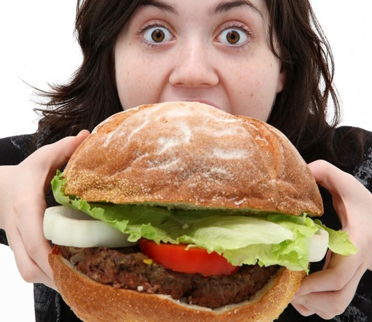Fast food and weight loss