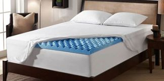 Serta 2.5-Inch Gel-Memory Foam Mattress Topper Review