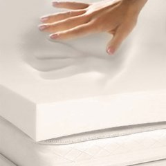 4 Pound Density Visco Elastic Memory Foam Mattress Topper