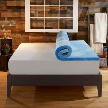 "Sleep Innovation 4"" Dual Layer Mattress Topper Review"