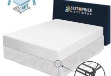 Best Price Mattress 12-Inch Grand Memory Foam Mattress Review
