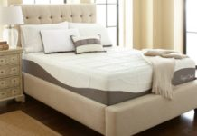 Perfect Cloud Elegance Gel-Pro 12 Inch Memory Foam Mattress Review