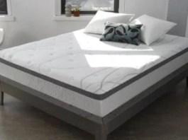 Sleep Innovations 12″ Skylar Gel Memory Foam Mattress
