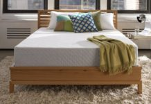 Sleep Innovations Marley 10-inch Gel Memory Foam Mattress Review
