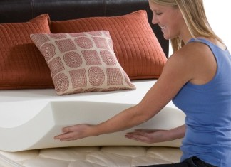 3 Inch Thick 4 Pound Density Memory Foam Topper Review