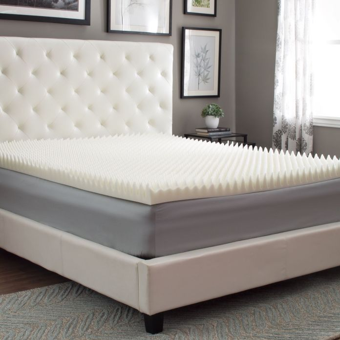 Iso Cool Memory Foam Mattress Pad with Outlast Cover Review