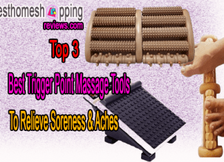 Top 3 Best Trigger Point Massage Tools To Relieve Soreness & Aches