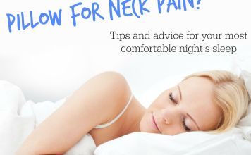 Top 5 Various Pillows For Neck Pain Review